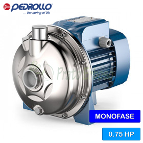 CPm 132-ST4 - centrifugal electric Pump stainless steel single phase