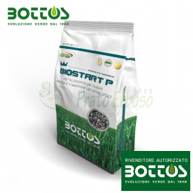 Bio Start 12-20-15 - Fertilizzante per prato da 10 Kg