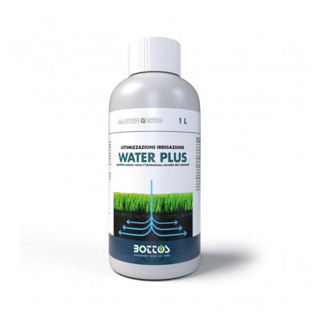 Water Plus - Agent, surfactant, and humectant for lawns 1 litre
