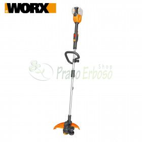 WG184E.9 - Trimmer a batteria 20V+20V