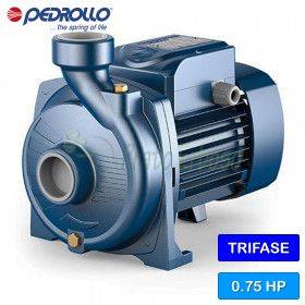 NGA 1B - centrifugal electric Pump with open impeller, three
