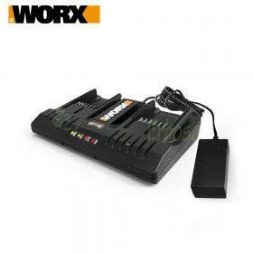 WA3772 - 20 V double station charger