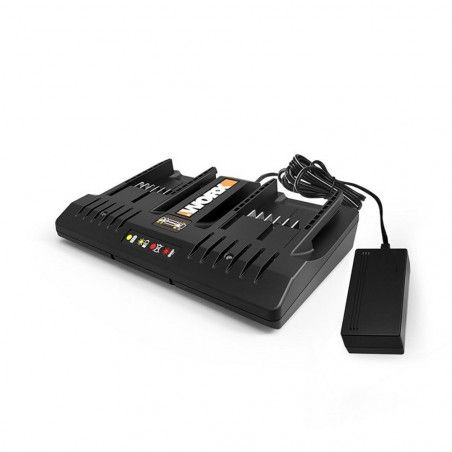 WA3883 - Quick charger double station 20 V