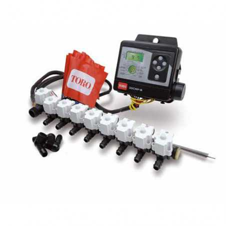 Kit irrigation Irridea 1x1 180 sqm