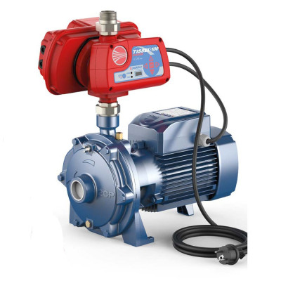 TS1-2CP 25/130 - Group pressure, single phase, 1 HP