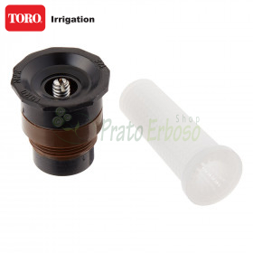 12-TQ-PC - Nozzle at a fixed angle range 3.7 m to 270 degrees