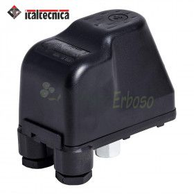 PM/12 - pressure Switch, single-phase adjustable 12 bar