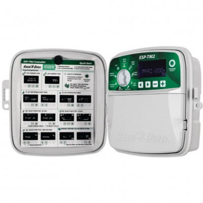 ESP-TM2 - Control unit with 4 stations for outdoor WiFi compatible