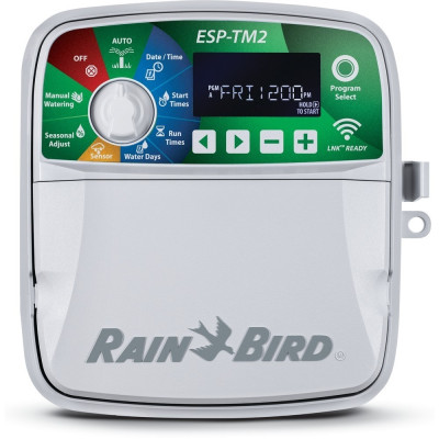 ESP-TM2 - Control unit with 6 stations for outdoor WiFi compatible