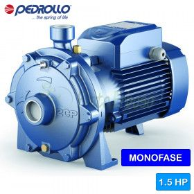 2CPm 25/14B - centrifugal electric Pump twin-impeller single phase