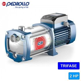 FCR 200/4 - Three-phase multi-impeller electric pump