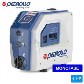 DG PED 3 - Group-pressure-single phase, 1 HP