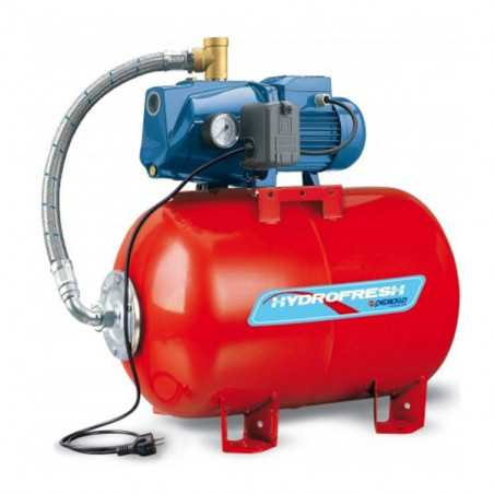 JSWm 2AX - 60 CL - Group water pressure system with pump JSWm
