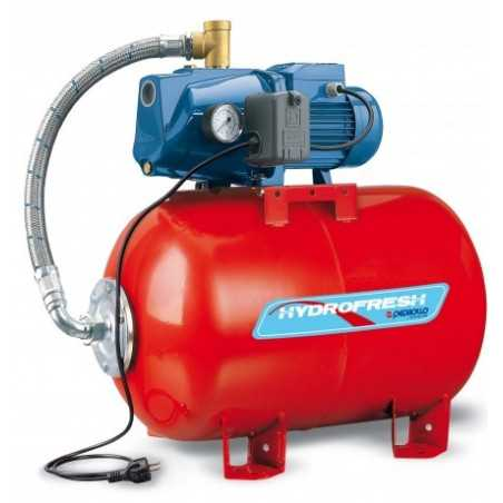 JSWm 2CX - 60 CL - Group water pressure system with pump JSWm