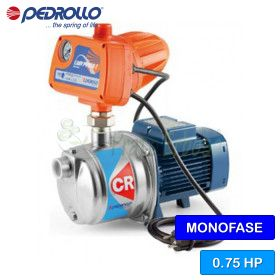 3CPm 60-C - EP 1 - Group pressure, single phase, 0.5 HP