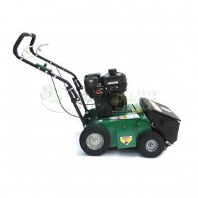 "Billy Goat OS552 - Scarifier complete with ""Overseeder"" seeder"