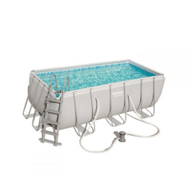 STEEL400 - SPLASH FRAME pool 4 x 2,11 xh 0,81 m