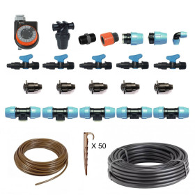 Garden Irrigation Kit - Pro Version
