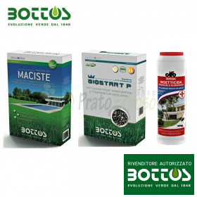 Ready Sowing Kit for Lawn - 30 sqm