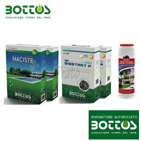 Ready Sowing Kit for Lawn - 80 sqm