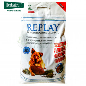 Replay - Seeds for lawn regeneration of 5 Kg