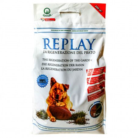 Replay - 5 Kg lawn seeds