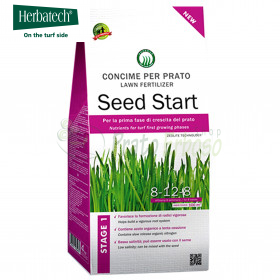 Seed Start - Fertilizer for lawn with Zeolite of 4 Kg