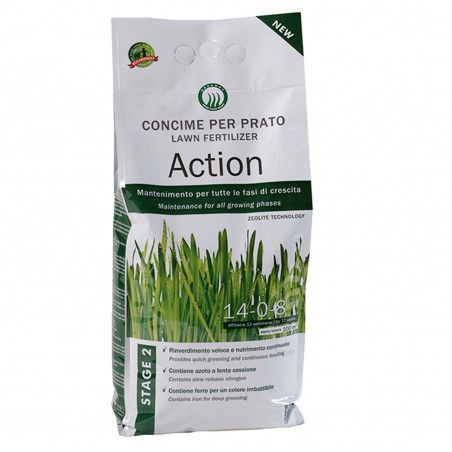 Action - Fertilizer for all seasons with 4 Kg Zeolite