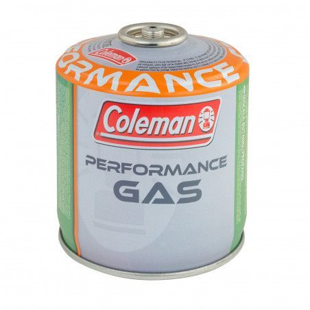 Coleman C300 - Gas refill cylinder for Back Packer