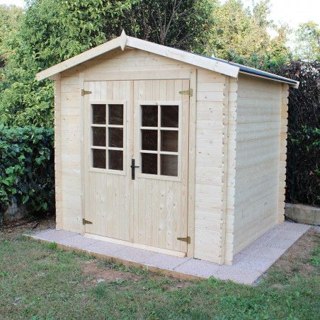 Sara - Wooden house of 3.98 sqm