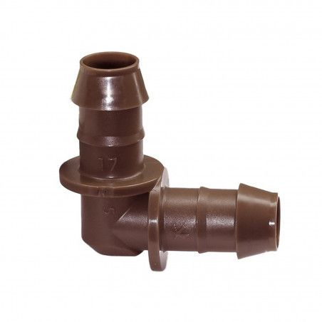 XFF ELBOW - 17 mm push-in elbow fitting