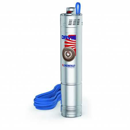 DAVIS (20m) - submersible electric Pump single-phase with the
