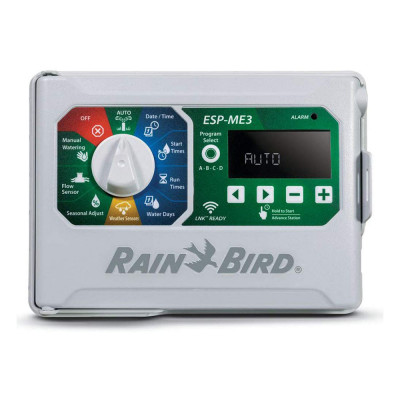 ESP-ME3 - Control unit from 4 to 22 stations for internal use