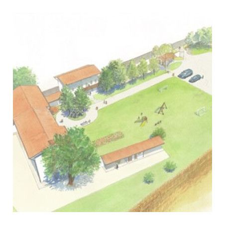 Project, irrigation for lawns up to 1000 sqm