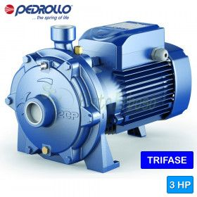 2CP 25/16A - centrifugal electric Pump twin-impeller three-phase