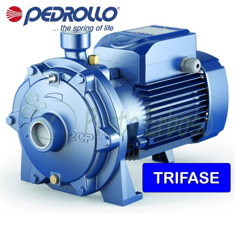 2CP 40/180C - centrifugal electric Pump twin-impeller