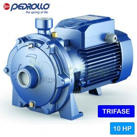 2CP 40/180A - centrifugal electric Pump twin-impeller three-phase